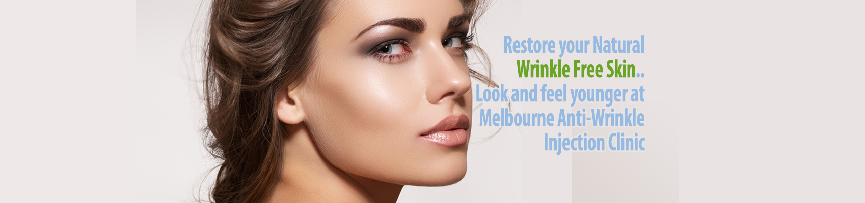 Anti-Wrinkle Injections Treatment | Look like a celebrity.